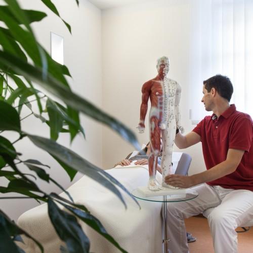 Akupunkturraum